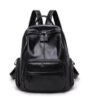 2017 Women Causal Fashion Girl School Bag Backpack Genuine Leather bac –  2018 AT 142 30 (Animetee.com Friends) 541b1af47c131