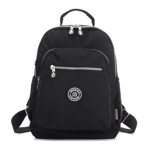 505a8be6bb33 Newest Waterproof Small Backpack for Teenage Girls 16 Colors School Ba –  2018 AT 142 30 (Animetee.com Friends)