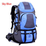 36-55L Printing Backpacks Simple School Bags For Teenagers High Quality Nylon Bag Fashionable Duffle Bags Women's Backpack M043