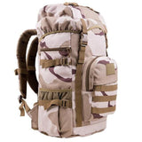 "60 litres bags bag multi-purpose travel backpack large 3D Military 17""Laptop nylon Leisure Bag high grade wearproof Dual-use bag"