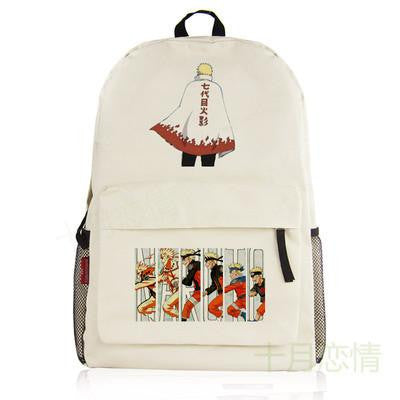 Anime Naruto Cosplay 2017 new cartoon cute shoulder bag men and women birthday gift