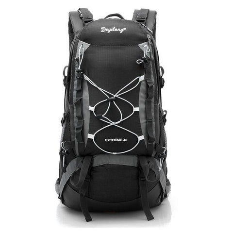 2016 New arrival Professional Travel Bag Backpack Men and Women 40L Trekking Backpack Daily School Bag Tourism