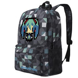 Anime Hatsune Miku  Cosplay Cartoon bag teenager middle school student male and female shoulder bag campus fashion birthday gift