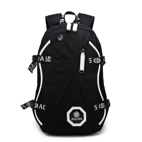 AOLIDA High Quality Famous Brand Men Male Backpack for School Bag Teenager Laptop Bag Backbag Women Rucksack Mochila sac a dos