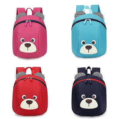 2017 New Kids Bags Backpack Cute Cartoon Animal Printing Children Backpacks for Boy Girls Kindergaden School Backpacks