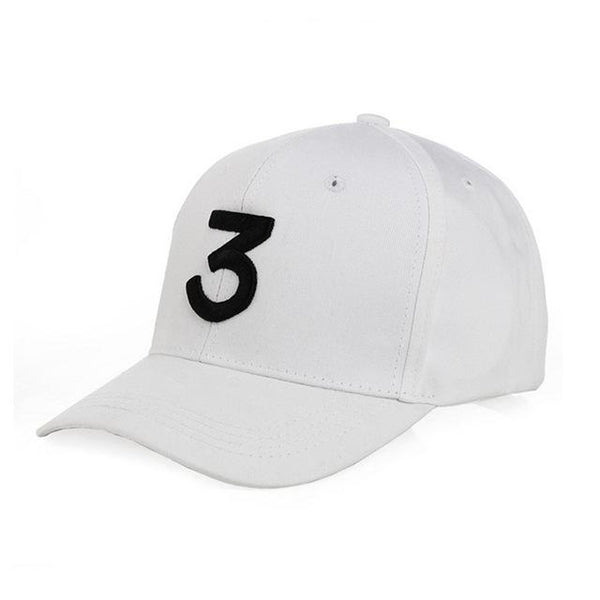 eb127496f98b5 Chance The Rapper Popular Singer Chance 3 Cap Black White Drake Dad Bo –  2018 AT 142 30 (Animetee.com Friends)