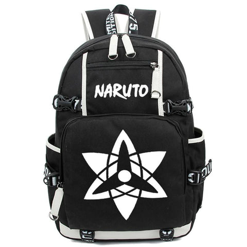 Japanese Anime Bag Japan  Naruto School Backpack Bags Shoulder Bag for Students Casual Women Men Large Rucksack Laptop Backpacks AT_59_4