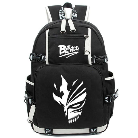Japanese Anime Bag New Japanese  Luminous Backpack Fashion Cartoon Bleach Rucksack Students School Bags Bookbag Laptop Travel Bags AT_59_4
