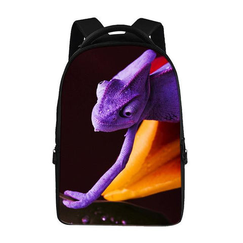 ... Animal lizard prints Backpacks For Teens Computer Bag Fashion School  Bags For Primary Schoolbags Fashion Backpack ... 1793b8a1dd276