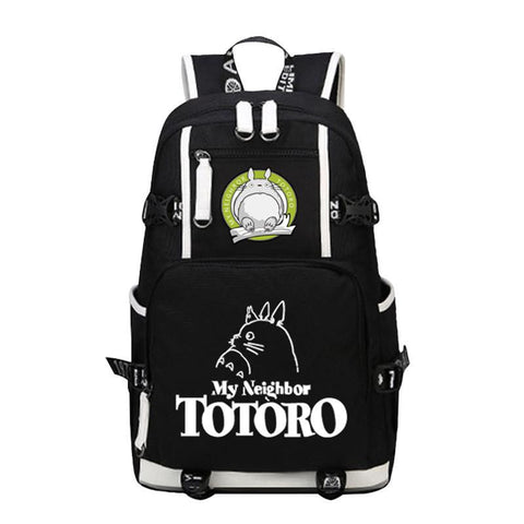 Japanese Anime Bag 2017 My Neighbor Tototo Laptop Backpack Bags Large Capacity Printing Backpack  Cartoon Unisex School Bags Travel Bag AT_59_4
