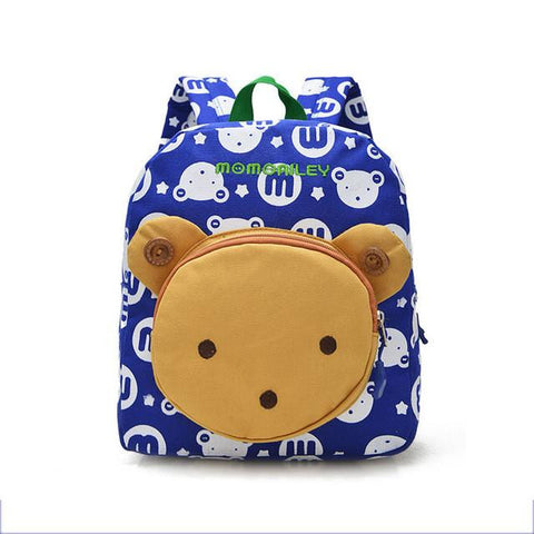 2016 New Cute Cartoon Rabbit Kids Backpacks Kindergarten School Bag Girl Boys School Backpack Mochila Infantil Bag PT697