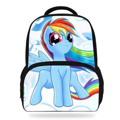 091d64b68a24 14Inch Hot Sale Cartoon School Bag For Teenagers Girls Children My Lit –  2018 AT 142 30 (Animetee.com Friends)