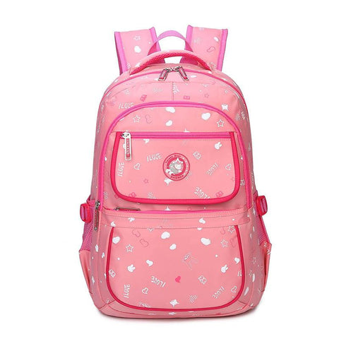 Japanese Anime Bag 2017 newstyle backpack for children large capacity soft light high quality cartoons Printing  cute fresh comfortable bags AT_59_4
