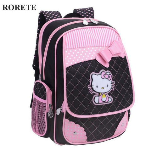 4544d8177f62 Hello Kitty School Backpacks for Girls Kids Satchel Children School Ba –  2018 AT 142 30 (Animetee.com Friends)
