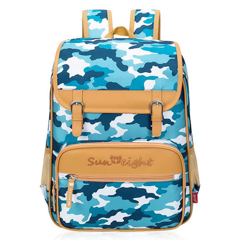 f66bff3564 2017 Hot Boys Girl School Bags Camouflage Children's Orthopedic Backpack  Fashion New Mochila Infantil Bolsas Primary