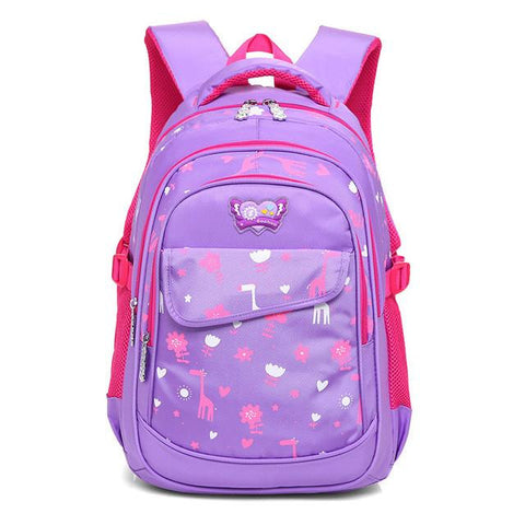 d8a06f560ffc ... 2017 new School Bags design for Girls and Boys Students Children  Backpacks Primary Kids Book Bag ...