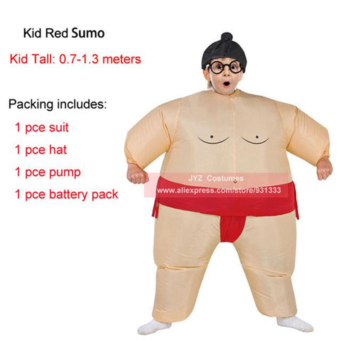 ... Adults Kids Inflatable Sumo Suits Wrestler Costume Outfits for Men Women Children Fat Man Airblown Sumo ...  sc 1 st  Animetee.com & Adults Kids Inflatable Sumo Suits Wrestler Costume Outfits for Men ...