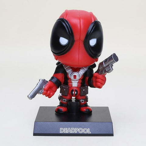 Deadpool Dead pool Taco Legends Brinquedos 13.5cm  Figure Anime Hot Toys, Kids Toys for Children Action Figure Juguetes AT_70_6