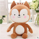 Descendants of the Sun Plush Toy Fox or Rabbit Camo Stuffed Doll Animal - Animetee - 4