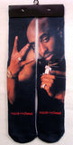 2pac Biggie Smalls Rocky Mike Tyson Friday 13th Beetlejuice All over print socks gift christmas birthday - Animetee - 22