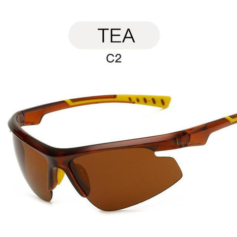 2017 Special Offer New Adult Men's Sunglasses Pc Frame Car Driving Men Outdoor Sports For Fishing Running Golf High Quality