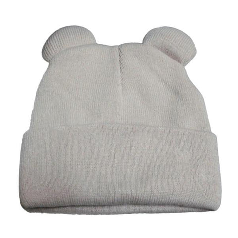 d0861a8b92e 2016 Women s Winter Hats Warm Knitted Braid Hat With Ears Women s Hat –  2018 AT 142 30 (Animetee.com Friends)