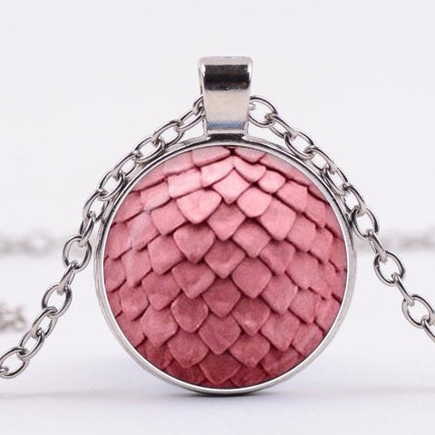 Winter Game of Thrones GOT 1pcs/lot New Steampunk  Dragon Egg Pendant Necklace dr doctor who chain mens toy vintage 2017 charming necklaces AT_77_7