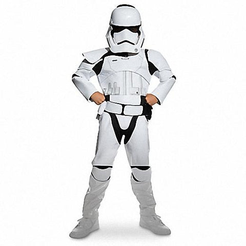 1 Set Movie Star Wars Clone Trooper White Soldiers Storm Commando Boys PU Jumpsuit Cosplay Costume Kids With gloves and mask