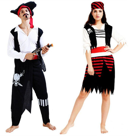 2017 New Caribbean Pirates Costume Pirate Cosplay Costume For Adults Men Women Cosplay Props Halloween Dance ...  sc 1 st  Animetee.com & 2017 New Caribbean Pirates Costume Pirate Cosplay Costume For Adults ...