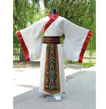 9af07d0c95 Han Fu Han Dynasty Costume For Men Ancient Chinese Costumes For Men Han  Clothing Warrior Cosplay Sc 1 St Animetee.com