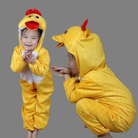 ... Baby Girls Boys Cartoon Animal Yellow Duck Costume Cosplay Clothes Childrenu0027s Day Costumes Jumpsuit for Children  sc 1 st  Animetee.com & Baby Girls Boys Cartoon Animal Yellow Duck Costume Cosplay Clothes ...