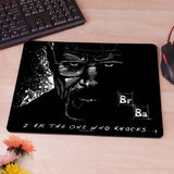 Breaking bad Walter White Jesse Pinkleton Computer Mouse Pad Mousepad Decorate Your Desk Non-Skid Rubber Pad tvi - Animetee - 2