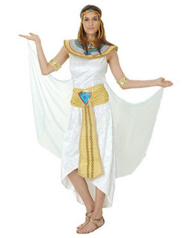 ... new Ancient Egypt Pharaoh Queen Costumes Princess Royal Golden Women Men Priest Costume adult cosplay clothing  sc 1 st  Animetee.com & new Ancient Egypt Pharaoh Queen Costumes Princess Royal Golden Women ...