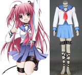 Angel Beats Iwasawa Masami outfit cosplay cosumes halloween