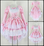 Disfraces Titan Costume For Kids Naruto 2017 New Hot Cosplay Angel Love Princess Dress Cute Maid Black And White Sexy