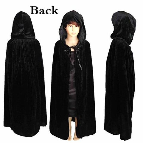 2017 new children halloween cloak carnival cosplay costumes hooded long capes vampire clothing stageplay