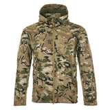 Trendy Dropshipping V5 Lurker Shark Softshell Military Tactical Jacket Men Waterproof Windproof Warm Coat Camouflage Hunt Clothing AT_94_13