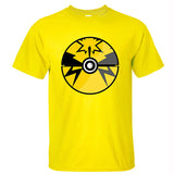 Pokemon Team Instinct Men Women T Shirt Cotton Causal Short Sleeve O Neck homme Clothing Tops - Animetee - 1