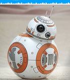 8.5cm Star Wars The Force Awakens BB8 BB-8 Robot Action Figures PVC brinquedos Collection Figures toys for christmas gift - Animetee - 1