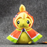 "2Styles Kawaii Pokemon XY Pikachu Cosplay Mega Lugia Ho-Oh Cotton Stuffed Plush Toys Dolls Collectible Gifts for Kids 4"" 20cm - Animetee - 3"
