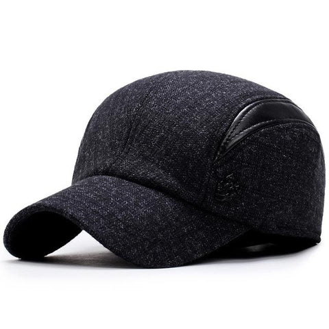 2017 New Fashion Wuke Brand Cotton Cap Warm Autumn Winter Baseball Cap –  2018 AT 142 30 (Animetee.com Friends) 468790649cd