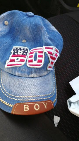 4534747b00d Kids Boys BaseballCap Summer Toddler Children Dad Hat CasualHip Hop Le –  2018 AT 142 30 (Animetee.com Friends)