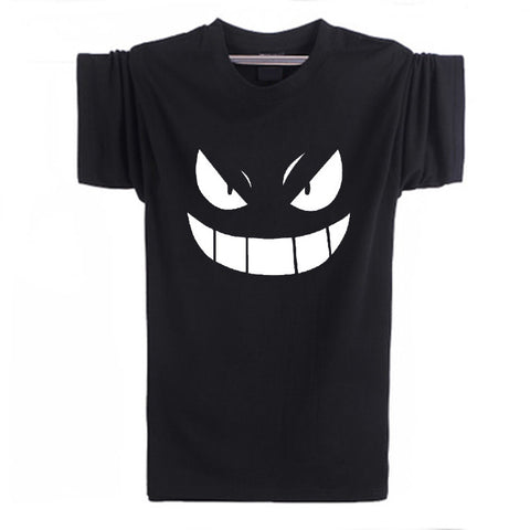 2016 New Fashion Summer Cartoon Pokemon Ash T Shirts Men Short Sleeve Anime Mens Clothing casual Top Tees XS-XXL - Animetee - 7