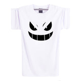 2016 New Fashion Summer Cartoon Pokemon Ash T Shirts Men Short Sleeve Anime Mens Clothing casual Top Tees XS-XXL - Animetee - 11