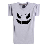 2016 New Fashion Summer Cartoon Pokemon Ash T Shirts Men Short Sleeve Anime Mens Clothing casual Top Tees XS-XXL - Animetee - 16