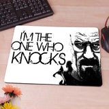 Breaking bad Walter White Jesse Pinkleton Computer Mouse Pad Mousepad Decorate Your Desk Non-Skid Rubber Pad tvi - Animetee - 7