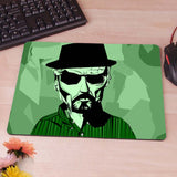Breaking bad Walter White Jesse Pinkleton Computer Mouse Pad Mousepad Decorate Your Desk Non-Skid Rubber Pad tvi - Animetee - 5