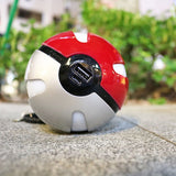 2016 Hot ! Pokeball Mobile game Cosplay Pokemon Go Plus The Pokeballs 10000 Mah LED Quick phone Charge Power Bank figure Charger - Animetee - 2