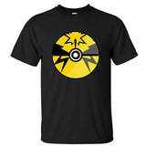 Pokemon Team Instinct Men Women T Shirt Cotton Causal Short Sleeve O Neck homme Clothing Tops - Animetee - 2