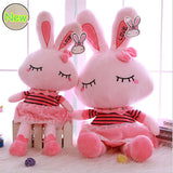 35cm Funko Pop Love Rabbit Doll Plush Toy Lovely Fashion Anime Dolls Stuffed Toys for Child Baby Toys Gift Pokemon Gundam - Animetee - 1